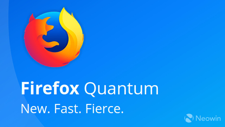 Firefox Quantam Update Features
