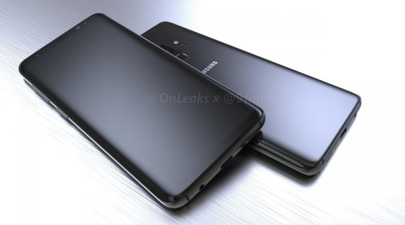 Galaxy s9 specifications