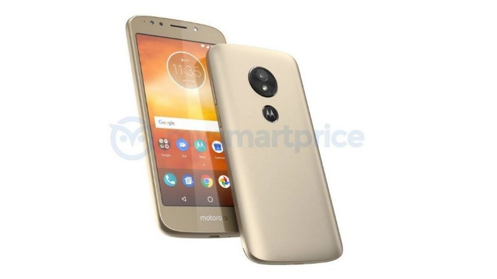 moto e5 leaked pictures