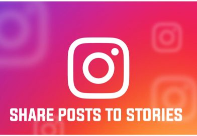 Instagram Now Allows To Re-Share Post To Stories