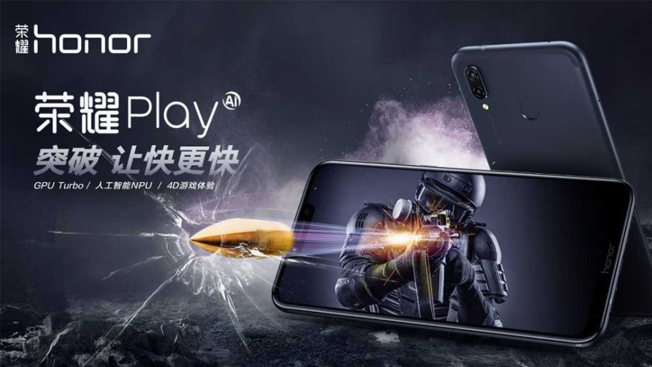 honor play specifications price in india