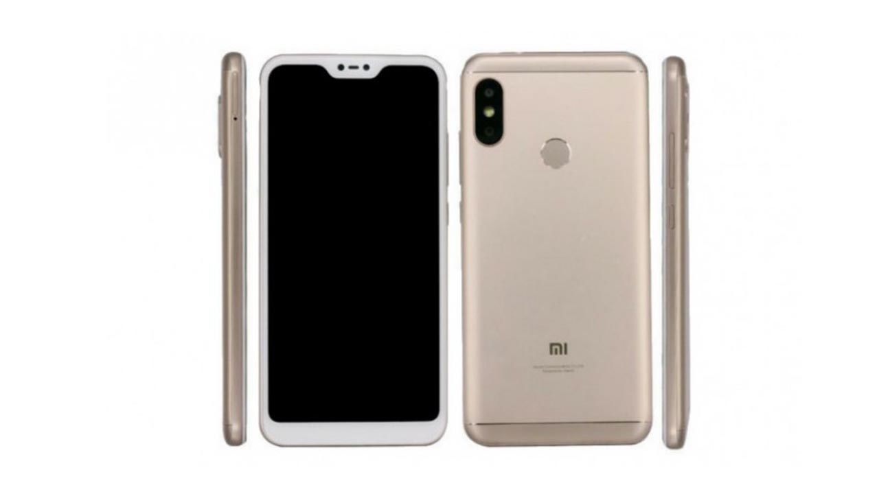 xiaomi redmi 6 pro specifications