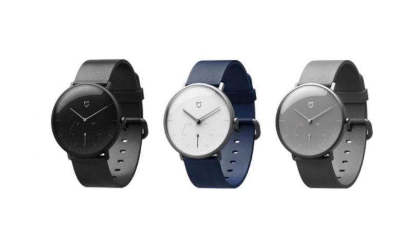 xiaomi mijia quartz smart watch buy