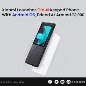 xiaomi qin ai specifications price in india