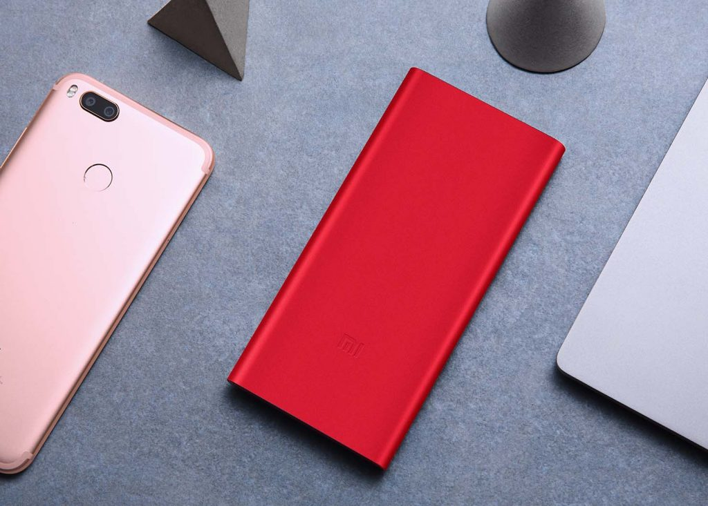 xiaomi mi power bank 2i red review