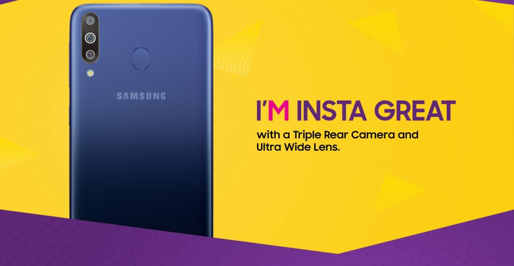 indicoder samsung galaxy m30 specifications price in india camera review