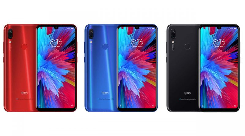 redmi note 7 pro launch date india specifications price