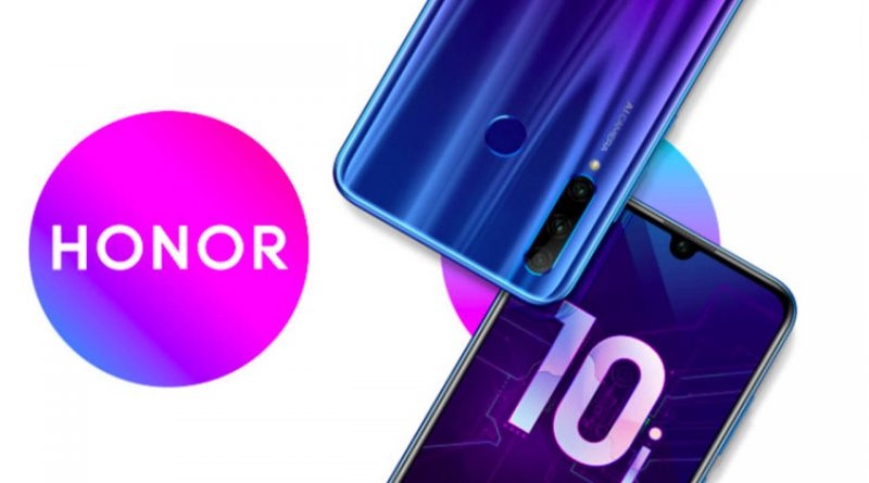 honor 10i price in india