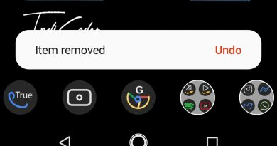 nova launcher android q feature undo homesceen