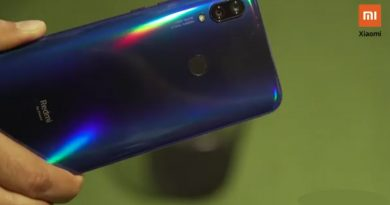 Redmi Y3 Revealed – Will Feature Gradient Rear Panel, Durable Design