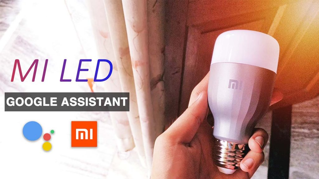 mi led smart bulb review how to connect google assistant amazon alexa