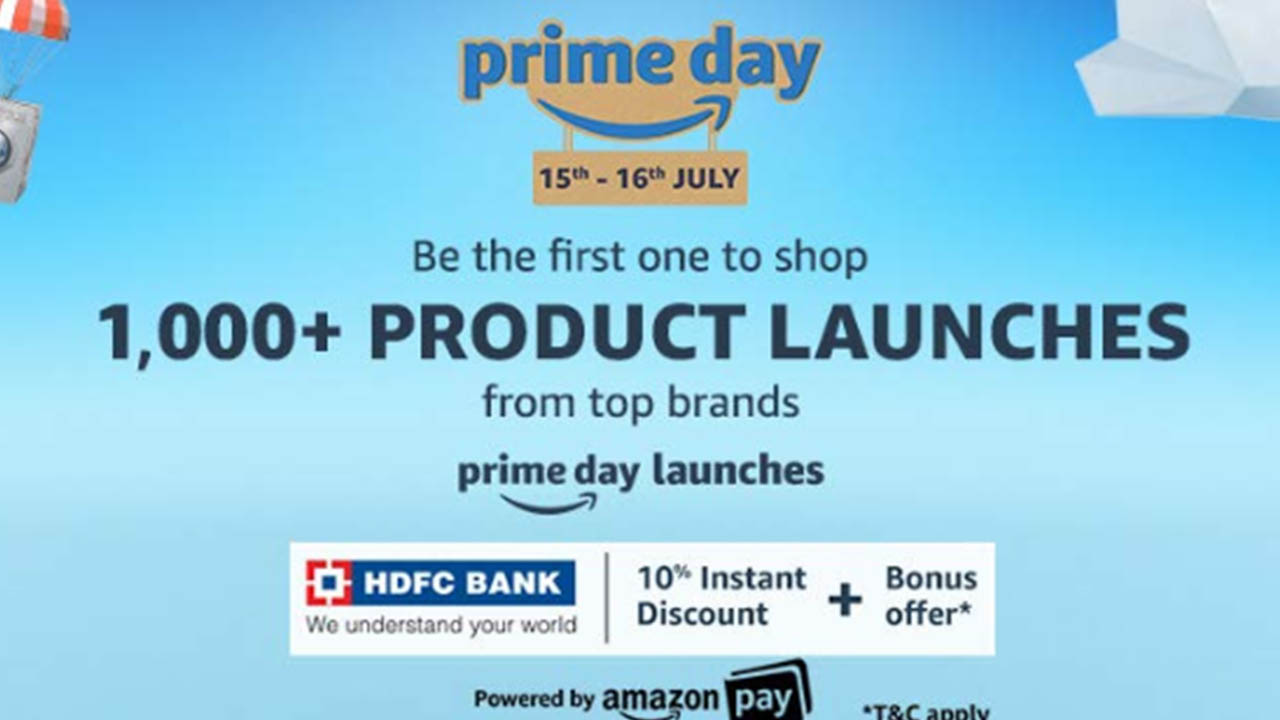amazon prime day sale offers 2019 india