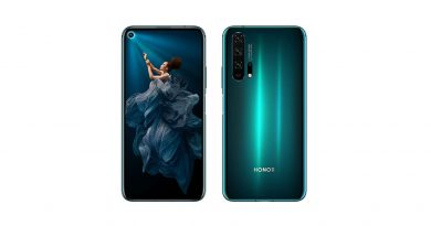 honor 20 pro specifications price in india camera
