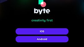 byte app apk download any country how to use